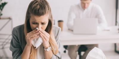 How Can I Protect the Office From Cold & Flu Viruses?, Brooklyn, New York