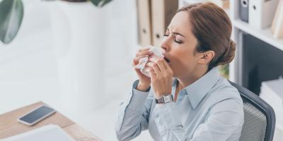 3 Health Effects of Dust in the Workplace, New York, New York