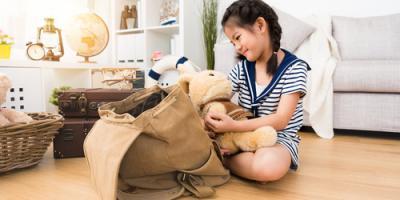 3 Tips to Help Your Child Get Organized for Preschool & Beyond, Manhattan, New York