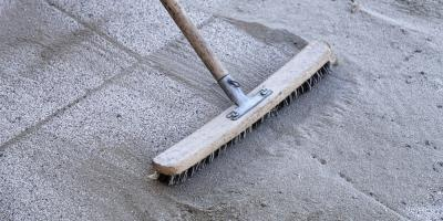 What Is Broom Finish Concrete?, Gates, New York