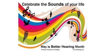 May Is Better Hearing Month, Marlboro, Maryland