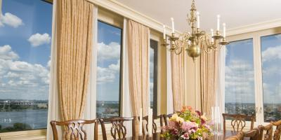 The Difference between Curtains and Draperies, Honolulu, Hawaii