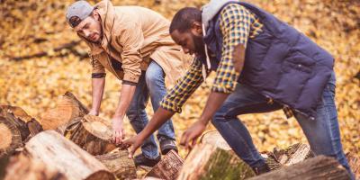 3 Top Methods for Stacking Your Firewood, Buffalo, Minnesota