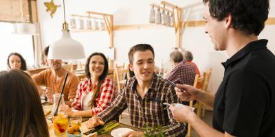 3 Ways to Make a Restaurant Meal Healthier, West Nyack, New York