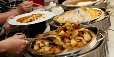 Why Variety Is Important for a Buffet, Lexington, North Carolina