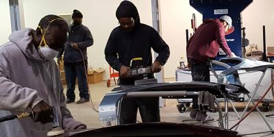 Wanted - Future Auto Body Techs, Colonie, New York