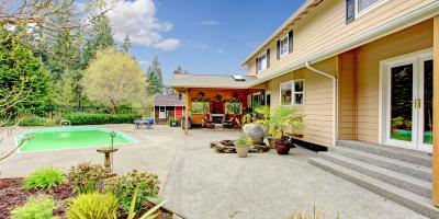3 Reasons to Use Concrete for Your Backyard Steps, Windham, Connecticut
