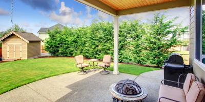 4 Ways to Keep a Concrete Patio Looking New, Franklinville, North Carolina