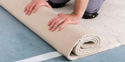4 Home Improvement FAQs: When Should the Carpeting Be Replaced?, Morgandale, Ohio