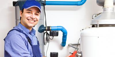Top 5 Signs It's Time to Replace Your Water Heater, Bullhead City, Arizona