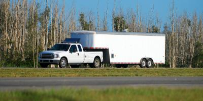 What's the Difference Between Single-Axle & Tandem-Axle Trailers?, Harrisville, Ohio