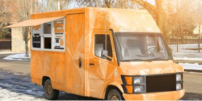 3 Stages in the Food Truck Design Process, Greensboro, North Carolina