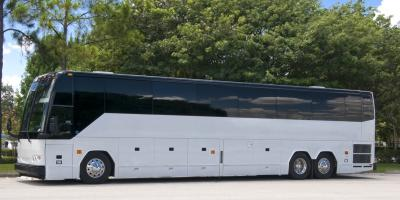 3 Reasons to Book a Charter Bus for a Wedding, New York, New York