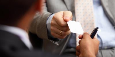5 Tips for Business Card Etiquette, Onalaska, Wisconsin