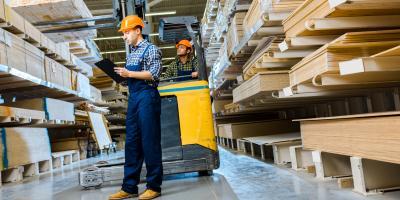 5 Reasons to Seal Concrete Floors, Monroe, Ohio