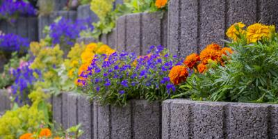 3 Flowers That Will Work Flawlessly With Your Retaining Wall, Danley, Arkansas