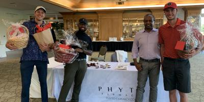 "Peak Health Golf Team Wins ""Legends of Sports"" Golf Tournament, San Jose, California"