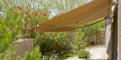 How Awnings Improve Your Home's Curb Appeal , Lexington-Fayette, Kentucky