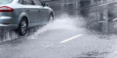 Do's & Don't When Driving in the Rain, Honolulu, Hawaii