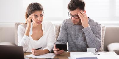 The Difference Between Insolvency and Bankruptcy, Silver Hill, North Carolina