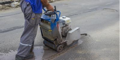 3 Benefits of Recycled Concrete, Manchester, Connecticut