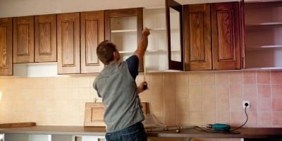 3 Types of Kitchen Cabinets to Consider, ,