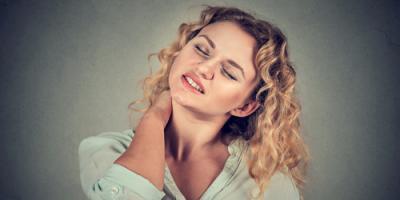 Chiropractor Explains the Causes of Chronic Neck Pain, York, Nebraska