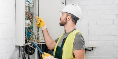 4 Reasons to Choose a Professional Electrician for a Commercial Job, Cambridge Springs, Pennsylvania