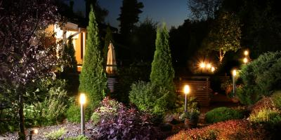 4 Reasons To Use an Electrician For Outdoor Lighting, Cambridge Springs, Pennsylvania