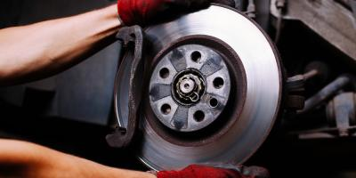 When Should You Schedule Brake Service?, Johnsonville, North Carolina
