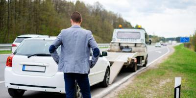 3 Situations That Call for a Reliable Towing Company, Johnsonville, North Carolina