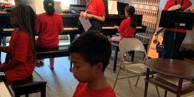 How Music Lessons Benefit Brain Function, Clarksville, Maryland