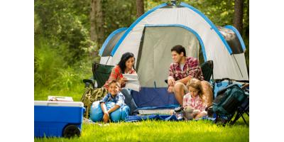 Mouth Friendly Camping Tips, Middlebury, Connecticut