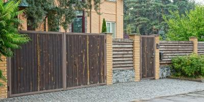 4 Benefits of Privacy Fences, Hamptonburgh, New York