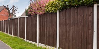 4 Popular Options for a Privacy Fence , Hamptonburgh, New York