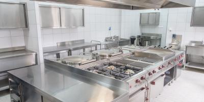 When to Replace Restaurant Equipment During a Kitchen Remodel, Campbellsville, Kentucky