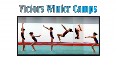 Winter Camps: Boot Camp and Back Handspring, Greece, New York