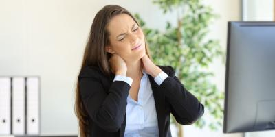 5 Tips to Alleviate Neck Pain From Everyday Stress, Canandaigua, New York