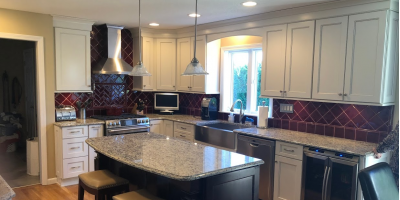 Why Install New Kitchen Cabinets Before Selling Your Home, Newington, Connecticut