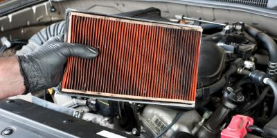 Why It's Important to Change Your Car Air Filter, San Marcos, Texas