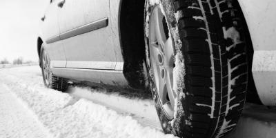 5 Safety Tips for Driving Through Snow & Ice, High Point, North Carolina