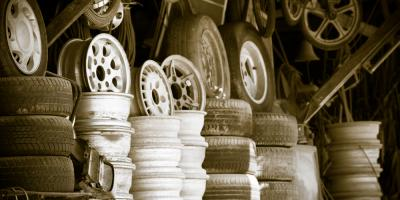 4 Common Questions About Salvaged Car Parts, Jeannette, Pennsylvania