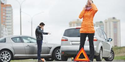 3 Mistakes to Avoid After Getting Into an Auto Accident, Las Vegas, Nevada