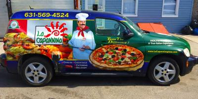 Why Car Wraps Are Better For Your Business Than Traditional Advertising, Brooklyn, New York