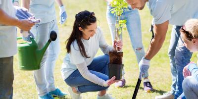 Why It's Important to Work for a Company With Community Involvement, Newark, New Jersey