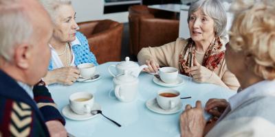 3 Benefits of Socialization for Alzheimer's & Dementia Care, Sanford, North Carolina
