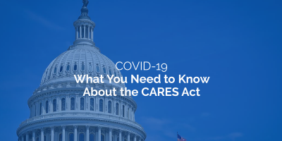 CARES Act Update -- PPP Applications Posted, High Point, North Carolina