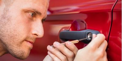 3 Steps to Take When You're Locked Out of Your Car, Rochester, New York