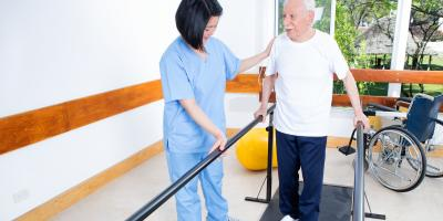 Differences Between Occupational & Physical Therapy, Carlsbad, New Mexico