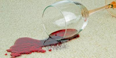 5 Common Carpet Stains , Brookhaven, New York